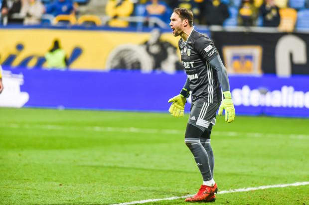 Pavels Steinbors zebrał 340 ocen za 3 grudniowe mecze Arki Gdynia. Średnia not wyniosła 5.20.