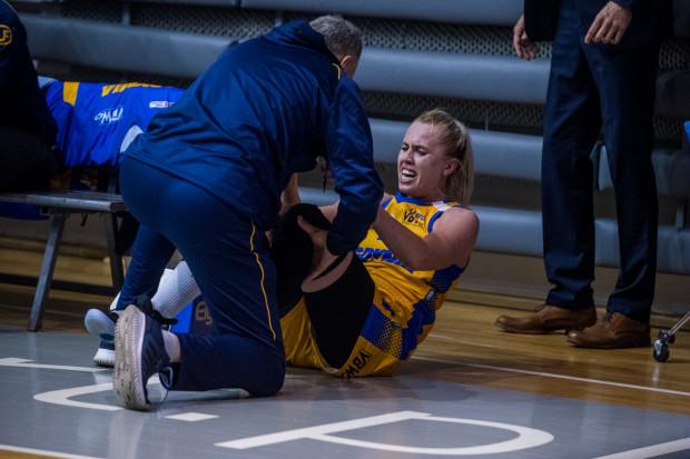 Paulina Misiek zerwała więzadła w kolanie 10 listopada 2018 roku. Arka Gdynia rywalizowała wówczas z CCC Polkowice, późniejszym mistrzem Polski.
