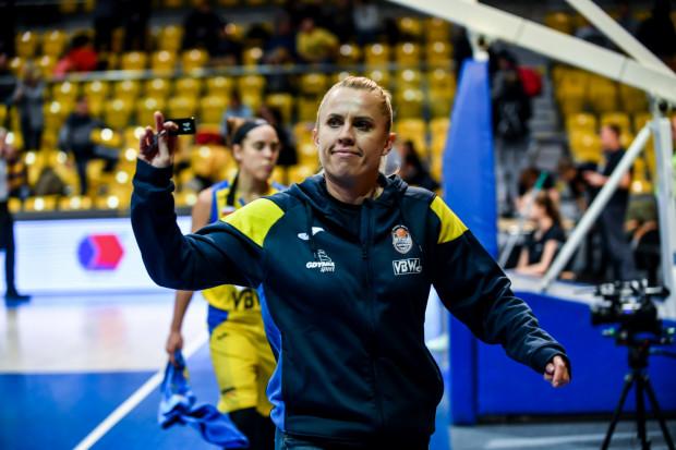 Paulina Misiek twierdzi, że największą siłą Arki Gdynia jest zespołowość.