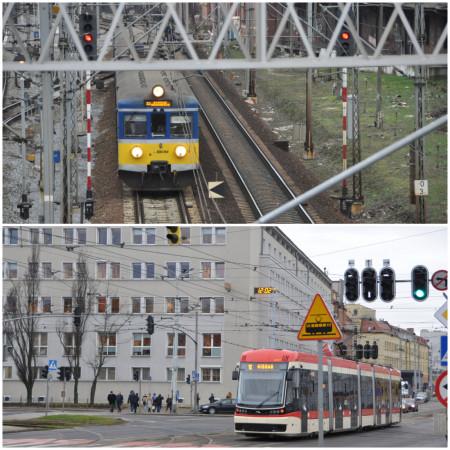 Od kwietnia mieszkańcy Gdańska wygodniej i sprawniej będą mogli przesiadać się z tramwajów i autobusów do pociągów SKM i PolRegio.