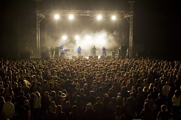 Gdyński finał uświetni koncert Myslovitz w Centrum Riviera.