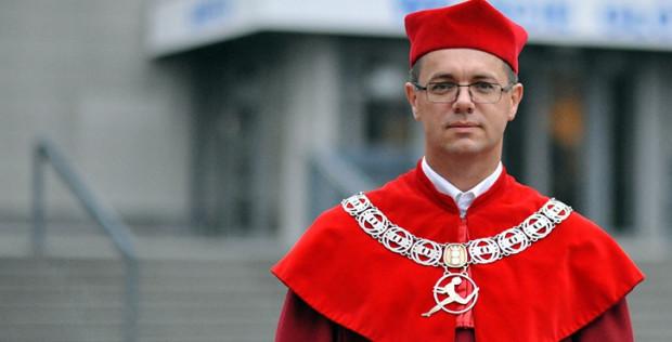 Prof. dr hab. Paweł Cięszczyk wybrany na rektora AWFiS.
