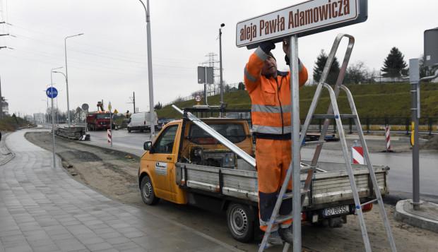 W rocznicę ataku na Pawła Adamowicza otwarta zostanie aleja jego imienia - zwana dotąd Nową Bulońską.