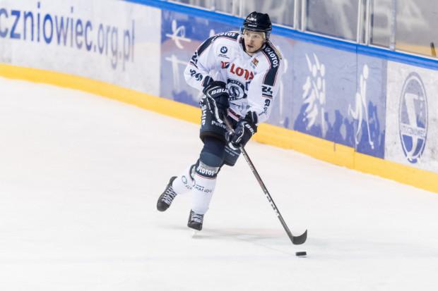 Jan Steber w Tychach zdobył swoją czwartą bramkę w tym sezonie. Zapewniła ona 3 punkty Lotosowi w starciu z mistrzem Polski.