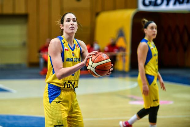 Rebecca Allen jest najskuteczniejszą koszykarką Euroligi w rzutach za trzy. W dziewięciu meczach, które rozegrała, uzyskała celność na średnim poziomie 45,5 proc.