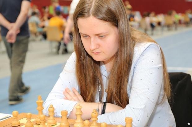 Julia Antolak startuje w turniejach już od najmłodszych lat.