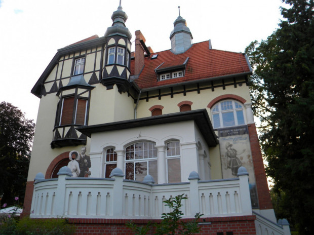 Willa Claaszena w Sopocie, obecnie siedziba Muzeum Sopotu.