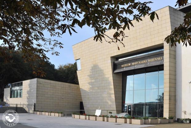 Muzeum Marynarki Wojennej w Gdyni.