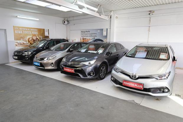 Toyota Plus to program sprzedaży samochodów używanych przez dealerów Toyoty. Na wszystkie oferowane auta nałożona jest gwarancja.