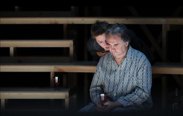 """""""Romeo & Julia"""" Luca Percevala z Bolszoj Drama Theatre w Sankt Petersburgu będzie jednym z wydarzeń 24. Festiwalu Szekspirowskiego."""
