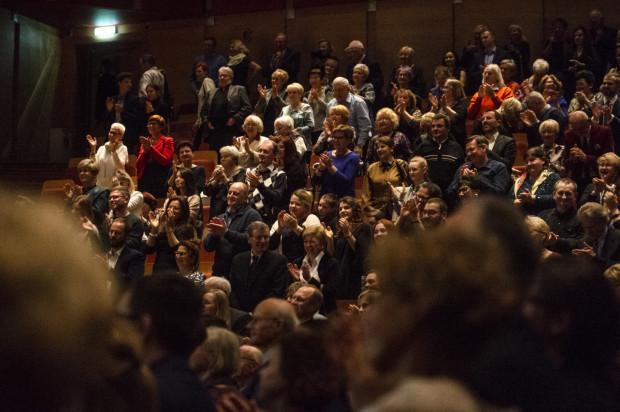 Po zakończeniu publiczność nagrodziła Grupę MoCarta zasłużonymi owacjami na stojąco.