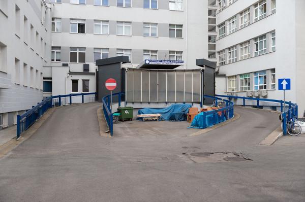 Szpitalny Oddział Ratunkowy w Szpitalu Miejskim im. Wincentego a Paulo w Gdyni