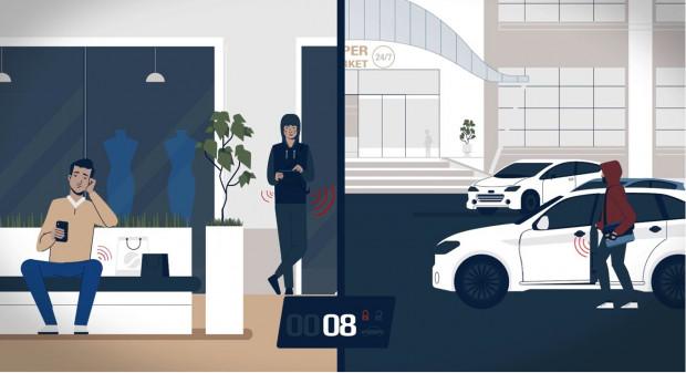 """Metoda """"na walizkę"""" pozwala nieinwazyjnie ukraść auto. Można się jednak przed nią zabezpieczyć."""