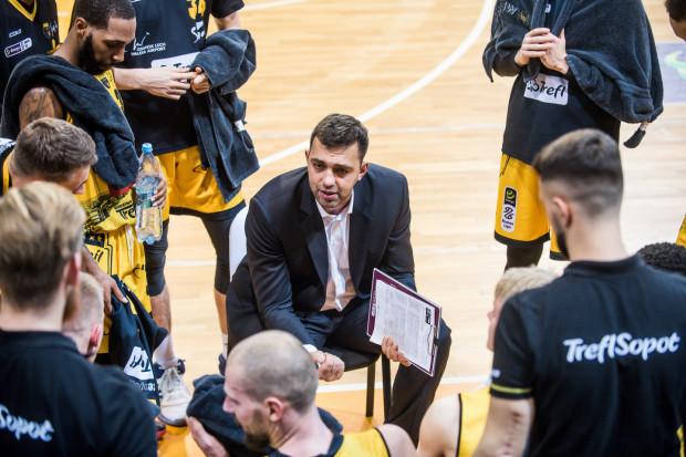Bycie skoncentrowanym przez 40 minut i agresywna gra ma być kluczem do sukcesu koszykarzy Trefla Sopot.