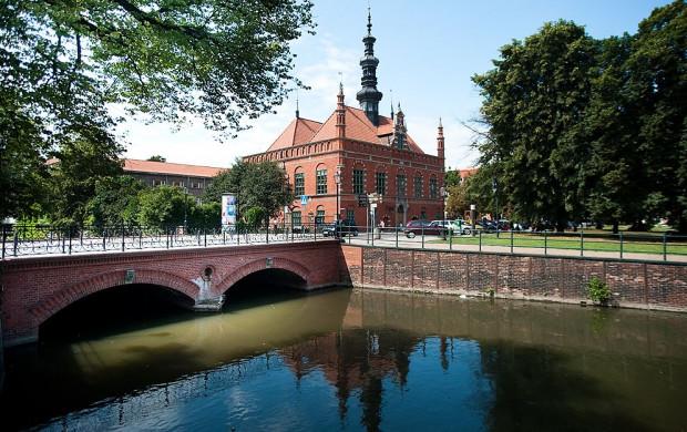 O godz. 16 w najbliższą niedzielę otworzymy Most Miłości nad kanałem Raduni, przy ulicy Korzennej w Gdańsku.