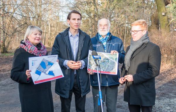 Politycy PiS podnieśli larum dopiero kilka dni temu - w momencie gdy plan został wyłożony do publicznego wglądu, choć pomysł zabudowy tych terenów był już znany co najmniej od 2017 r., gdy uchwałę o sporządzeniu planu, m.in. głosami PiS, przyjęła Rada Miasta Gdańska.