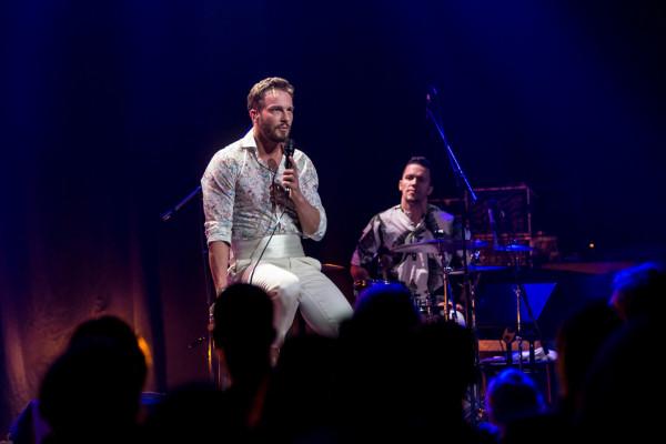Sławek Uniatowski wystąpi 13 lutego w Sali Koncertowej Portu Gdynia.