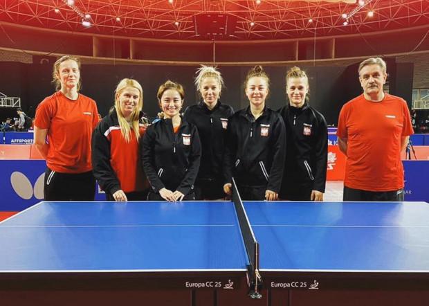 Natalia Partyka (druga od prawej) za sobą ma już udział na ośmiu igrzyskach - trzech olimpijskich i czterech paraolimpijskich. W obu zagra także w tym roku.