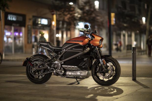 Elektryczny Harley LiveWire