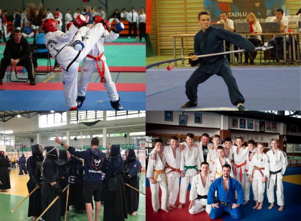 W Trójmieście można trenować rozmaite sztuki walki, które rozwijają nie tylko fizycznie i duchowo.