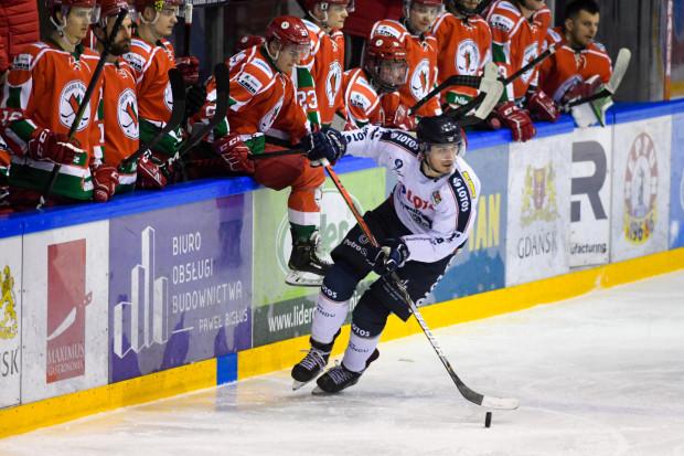 Hokeiści Lotosu PKH Gdańsk pewnie wygrali z Zagłębiem Sosnowiec 4:1. Było to ich czwarte zwycięstwo z sosnowiczanami w tym sezonie.