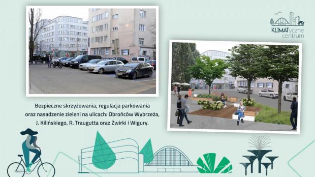 Bezpieczne skrzyżowania i więcej miejsca dla pieszych - taki cel przyświeca wszystkim zmianom w Śródmieściu Gdyni.