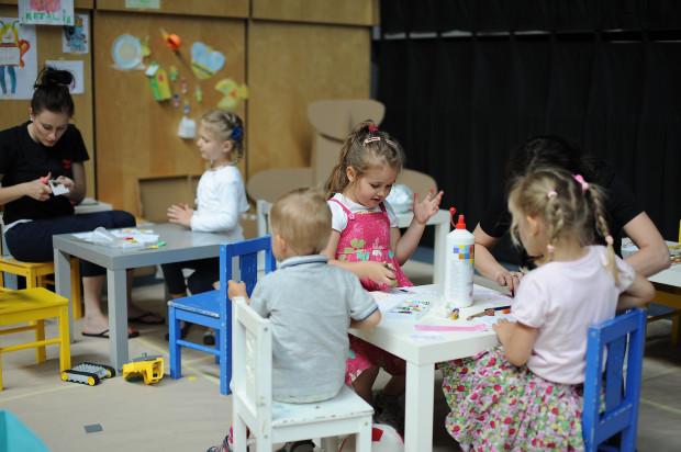 Na Festiwalu Gier Bez Prądu Hamernia będziecie mogli wypożyczyć planszówki, a najmłodsze dzieci będą mogły pobawić się w specjalnej strefie.