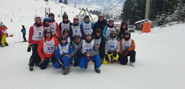 Reprezentacja pracowników Grupy Energa na X Amatorskich Mistrzostwach Polski Energetyków w Narciarstwie Alpejskim wywalczyła siedem medali - trzy złote, trzy srebrne i jeden brązowy.