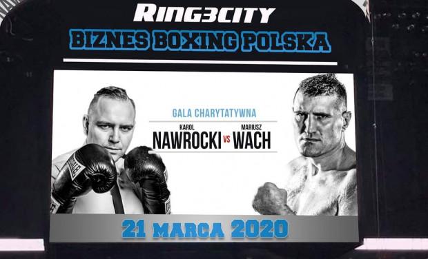 Walka Karola Nawrockiego z Mariuszem Wachem odbędzie się 21 marca tego roku w OBC.