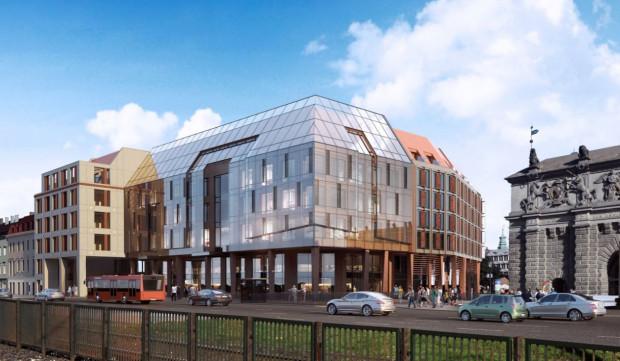 Projekt pracowni KD Kozikowski Design przez inwestora, firmę Elfeko, nadal uważany jest za podstawę do dalszych dyskusji o ostatecznym kształcie zabudowy.