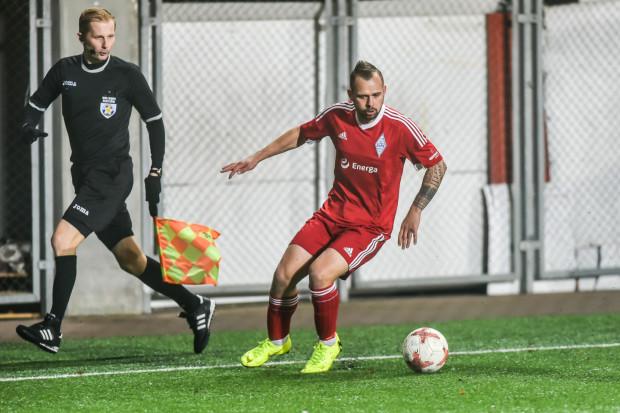 Bałtykowi Gdynia brakuje rutynowanych piłkarzy. Jednym z najbardziej doświadczonych w obecnej drużynie jest Michał Renusz.
