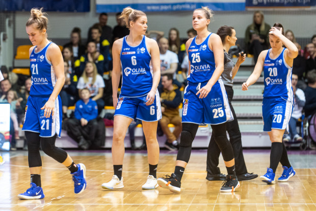 Koszykarki AZS Uniwersytetu Gdańskiego były na prowadzeniu praktycznie przez całe spotkanie z Pszczółką Polski-Cukier AZS UMCS Lublin, ale szanse na pierwsze w sezonie zwycięstwo zmarnowały w ostatniej kwarcie.