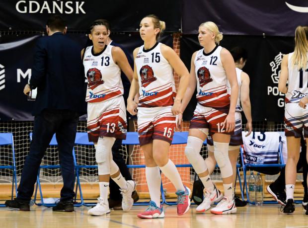 Koszykarki DGT Politechniki Gdańskiej odnotowały czwartą porażkę z rzędu.