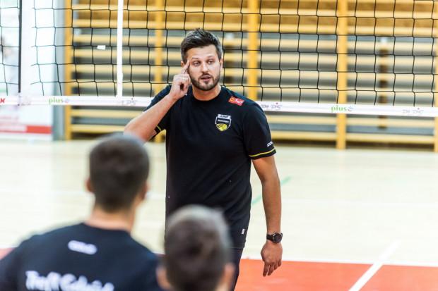 Michał Winiarski przed meczem w Bełchatowie zamierza odwiedzić przyjaciół. Wraz z rozpoczęciem spotkania przeciwko PGE Skrze, z którą związany był przez lata, przyjdzie jednak czas na koniec sentymentów.