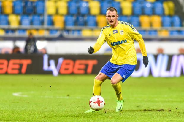 Przemysław Trytko grał dla Arki Gdynia w latach 2008-09 oraz wiosną 2017. W środę rozegrał pierwszy sparing w Bałtyku Gdynia.