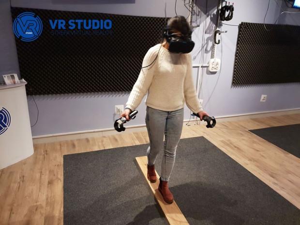 VR Studio Gdynia jest największym studiem VR w Trójmieście.