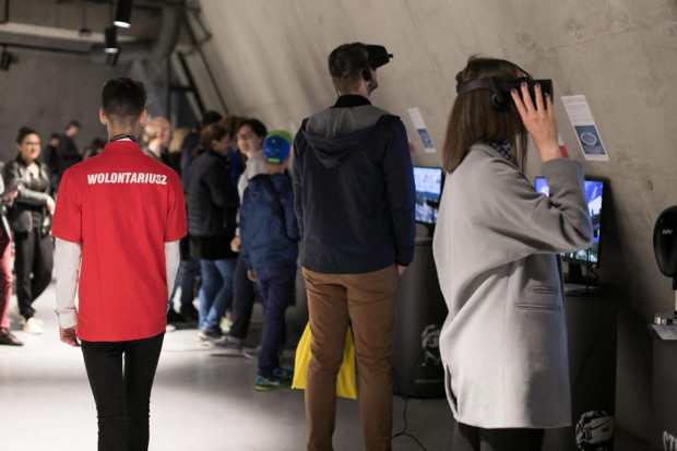 Muzeum II Wojny Światowej to pierwsza placówka muzealna w Europie, która wybudowała na swoim terenie wystawę VR.
