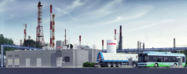 Do końca 2021 roku ma działać w Gdańsku pierwszy punkt tankowania wodoru. Będzie to jedna z dwóch tego typu instalacji w Polsce, jakie chce wybudować Lotos. Druga powstanie w Warszawie.