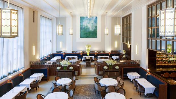 Wiele osób podróżuje do najlepszych restauracji na świecie lub w poszukiwaniu regionalnych smaków.  Na zdjęciu: restauracja Eleven Madison Park w Nowym Jorku