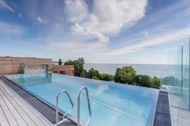Zależy nam na odwiedzaniu stylowych hoteli. Na zdjęciu: Sopot Marriot Resort&Spa
