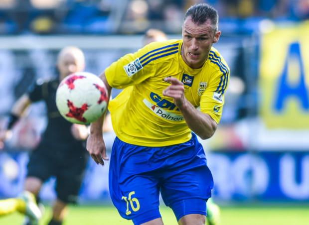 Przemysław Trytko występował w Arce Gdynia w latach 2008-09 oraz wiosną 2017. Teraz czeka go bój o utrzymanie w III lidze w barwach Bałtyku Gdynia.