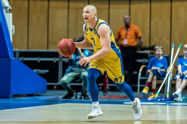 Krzysztof Szubarga był najskuteczniejszym koszykarzem Asseco Arki w meczu ze Startem Lublin. Rozgrywający zdobył 24 punkty i dołożył 7 asyst.