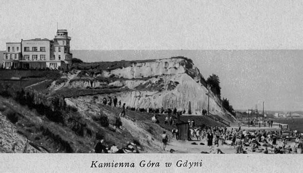 Kamienna Góra na początku XX wieku.