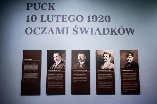Wystawa ma charakter historyczny i przypomina o tym, jaką drogę Polska pokonała do niepodległości.