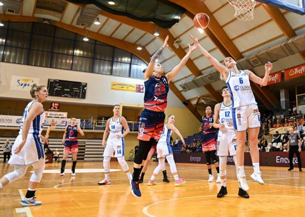 Trójmiejskie derby koszykarek DGT Politechniki Gdańskiej z AZS Uniwersytetem Gdańskim odbędą się w sobotę o godz. 16.