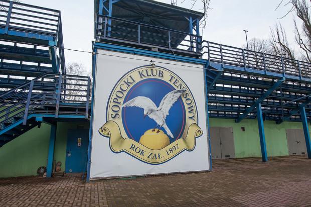 Prezes SKT zapowiada, że klub będzie chciał wrócić na teren kortów w ciągu miesiąca lub dwóch.