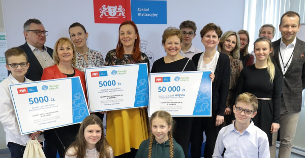 Pierwsza edycja Planety  Odzysku odbyła się w ubiegłym roku. Trzy szkoły otrzymały wtedy nagrody finansowe.