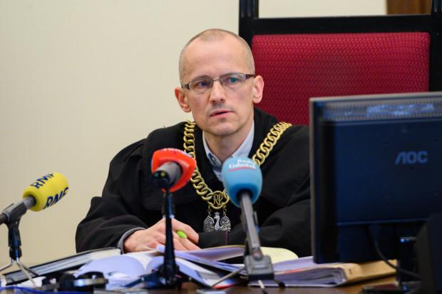Sędzia Marek Goc zapowiedzieł wydanie wyroku ws. gangu Braciaków 30 marca.