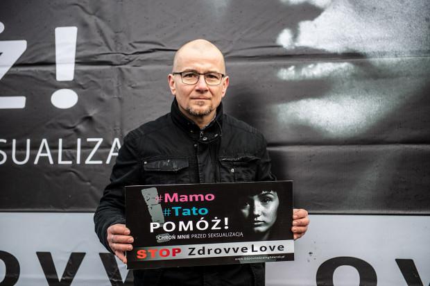 Prezes Stowarzyszenia Odpowiedzialny Gdańsk Marek Skiba spotkał się z zastępcą prezydenta Gdańska Piotrem Kowalczukiem ws. programu Zdrovve Love.