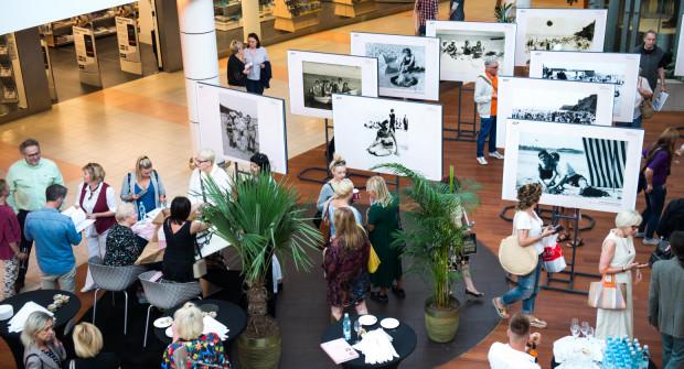 Wystawy na trwałe wpisały się w przestrzeń Galerii Klif.